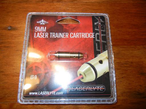 Review: LaserLyte Laser Trainer Cartridge LT9 - Gunmart Blog