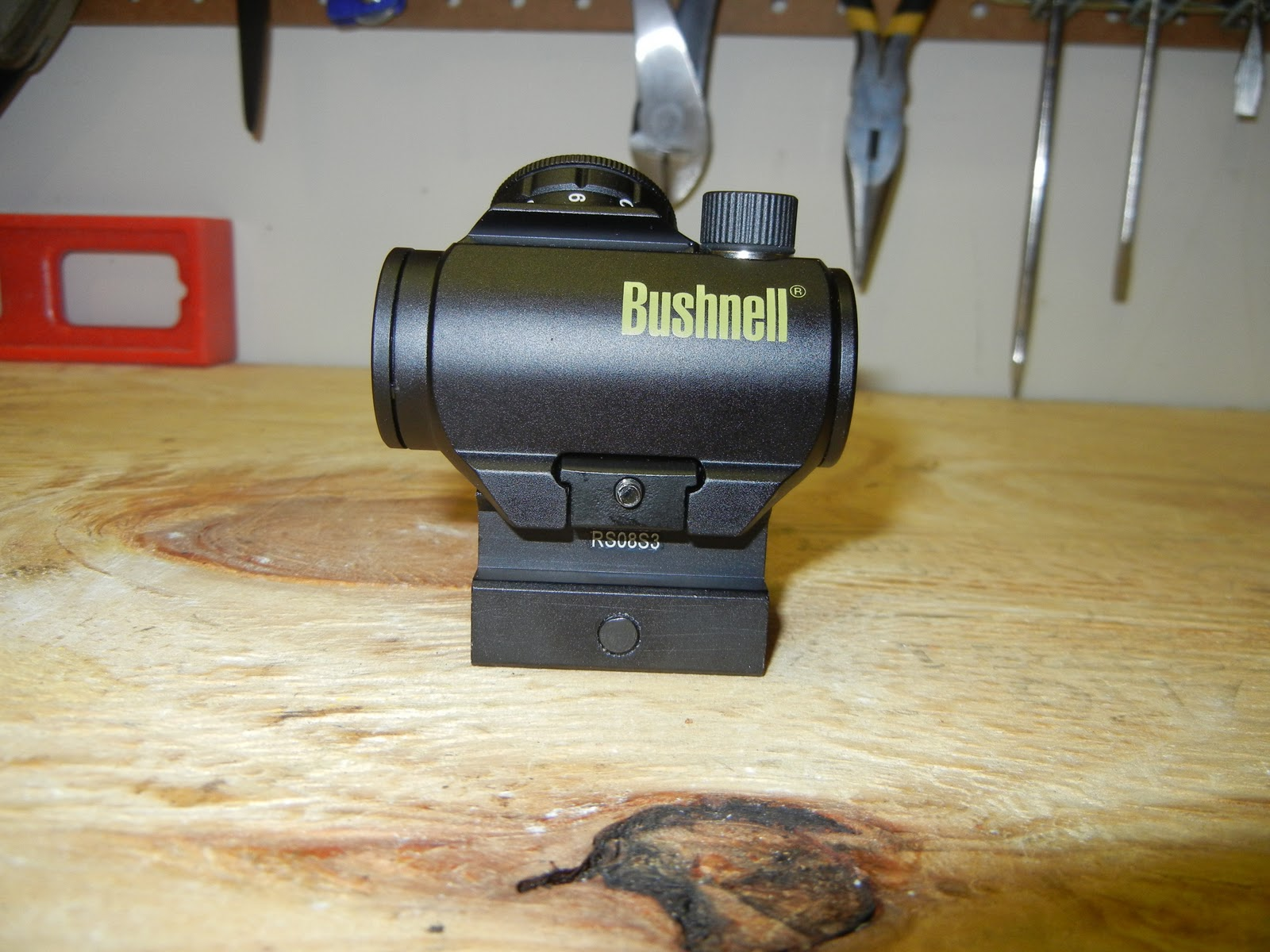 Bushnell TRS-25 Micro Red Dot Sight Review