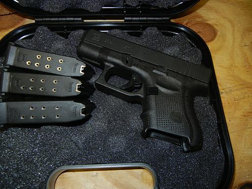 Glock 26 penetration