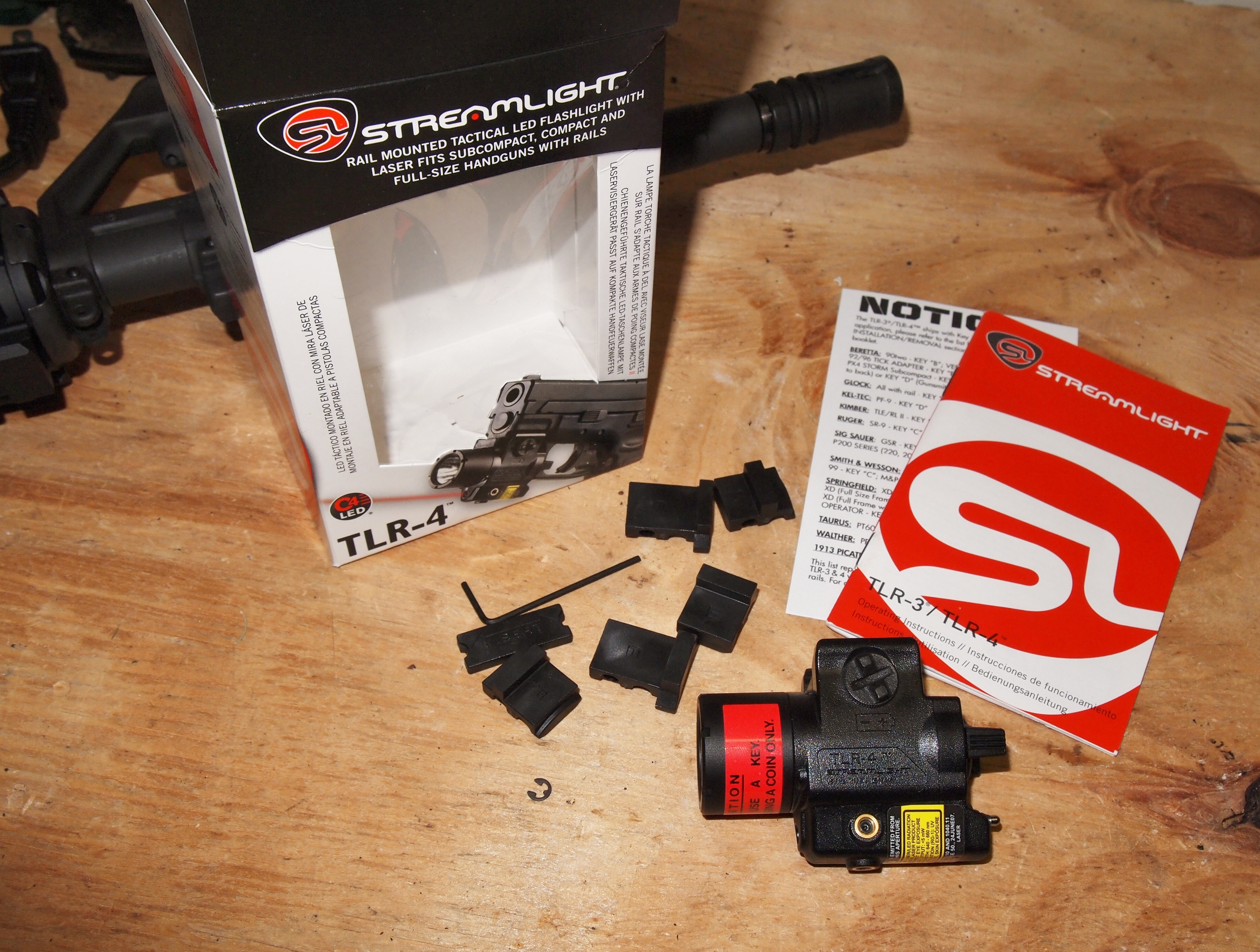 Tlr Gunmart Weapon ReviewStreamlight Laser Blog And 4 Light qSUzGMVp
