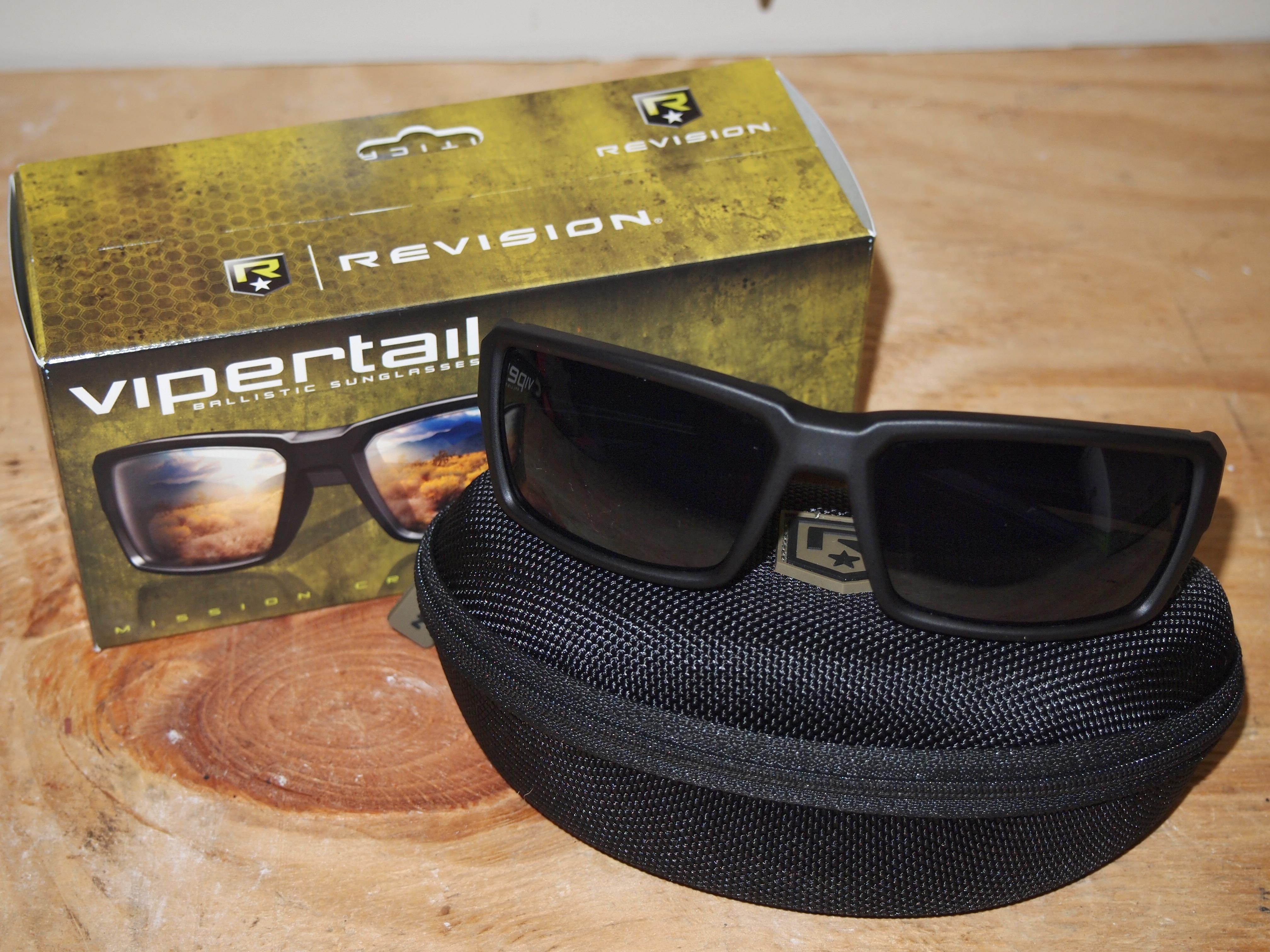 576ef8cdf01 Review  Revision Vipertail Ballistic Sunglasses - Gunmart Blog
