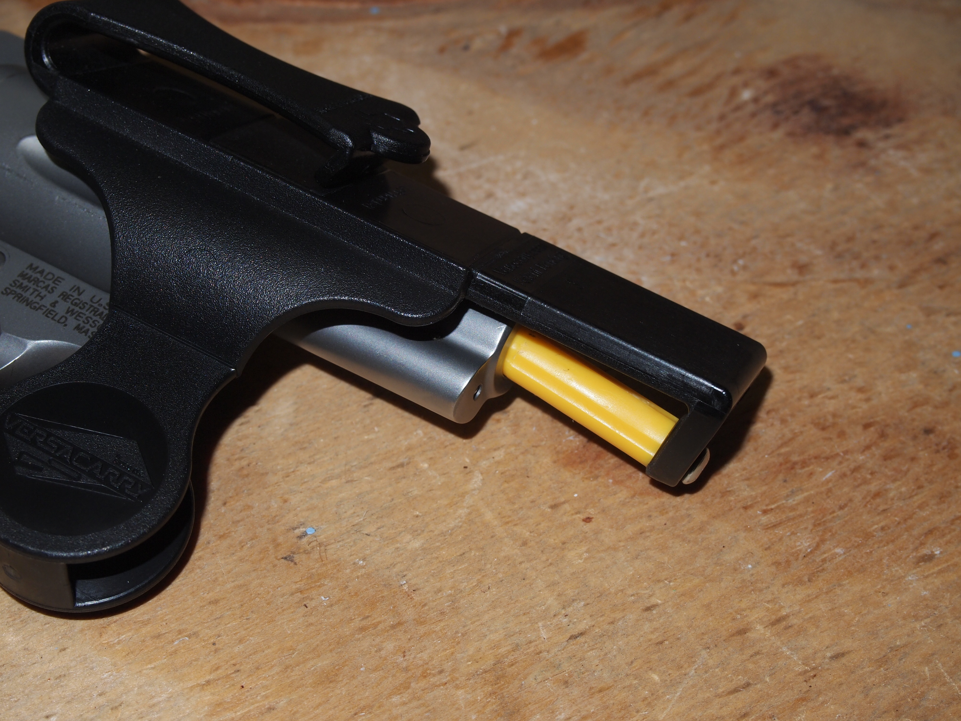 Versacarry Holster for Revolvers