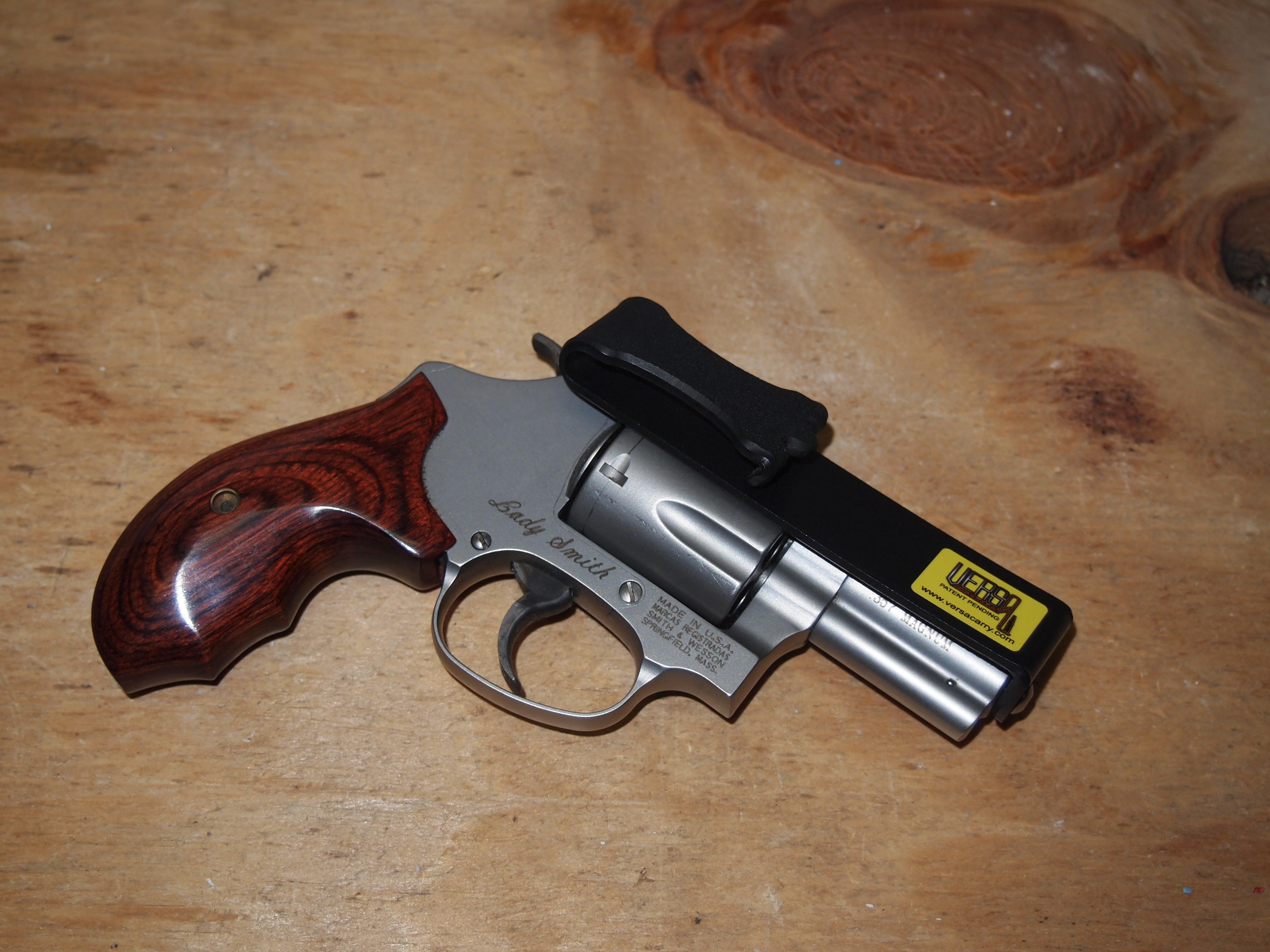 Gen 1 Versacarry Holster for Revolvers