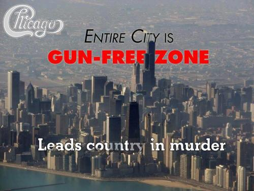 Chicago Gun Free Zone