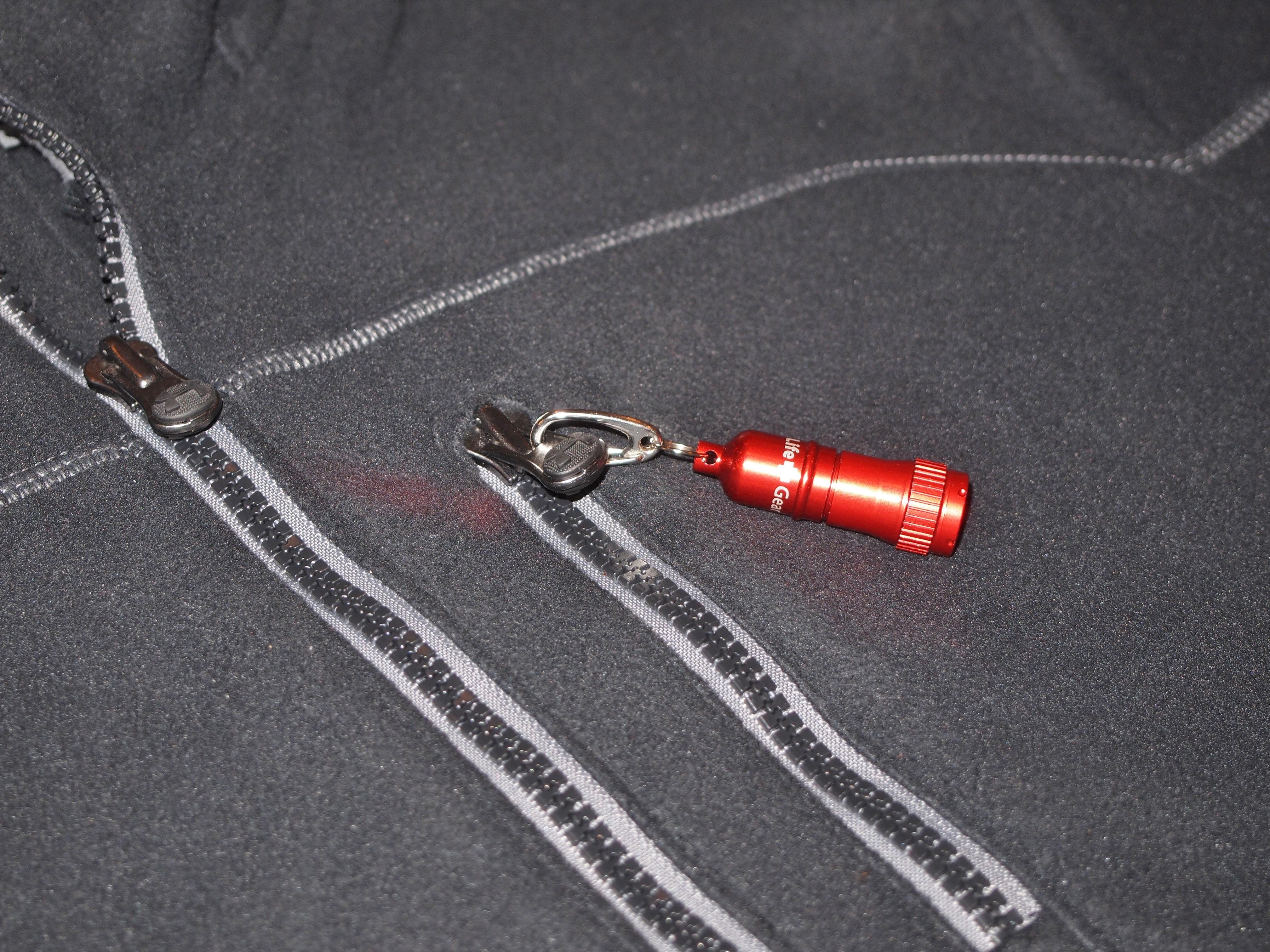 Life Gear Micro LED Flashlight